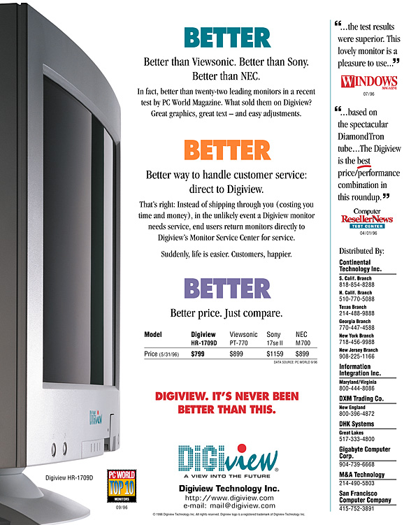 Better, Better, Better ad